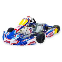 MS KART BLUE PHOENIX / with ROTAX 125 Junior MAX EVO engine, complete