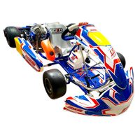 MS KART MINI BLUE KITE / with TM 60 ccm engine, complete