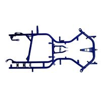 Frame MS BLUE PHOENIX (D 30 mm tubing) - for Rotax DD2