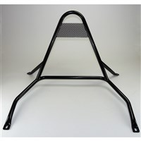 Protection frame behind the seat - for HONDA GX 200 · RED CONDOR