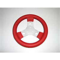 Steering wheel - synthetic leather / AL - D 250 mm · BABY