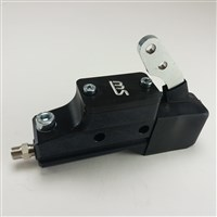 Master cylinder D 23,8 mm - complete - lever with hole for pin D  6 mm (with fix reservoir)