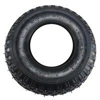 Tyre for the kart trolley wheel - 3x4