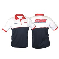 Polo-shirt MS KART ALEA - navy blue-white-red