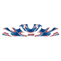 Stickers MS KART on front spoiler KG 506 - NEW