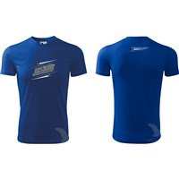 Functional shirt MS KART - royal blue (sizes: S, M, L, XL)